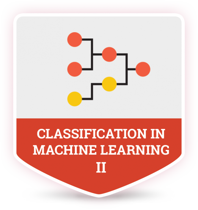 classification in machine learning 2 algoritma