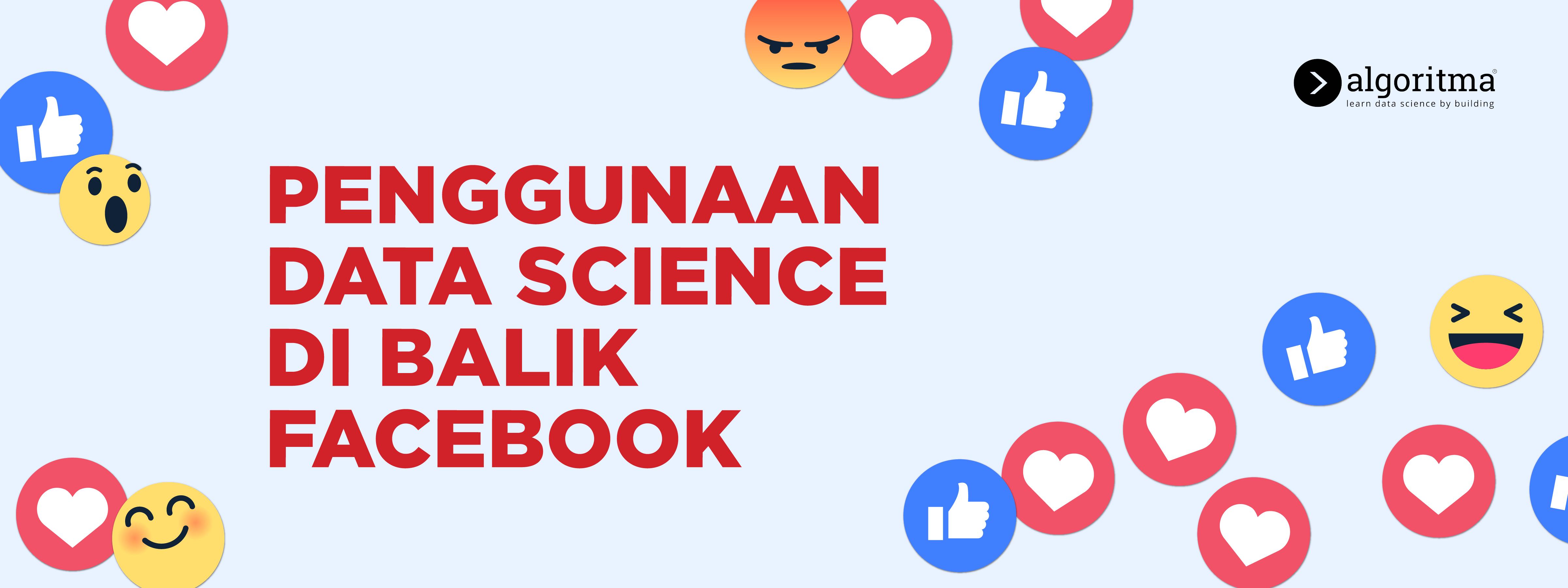 Manfaat Data Science Dibalik Facebook