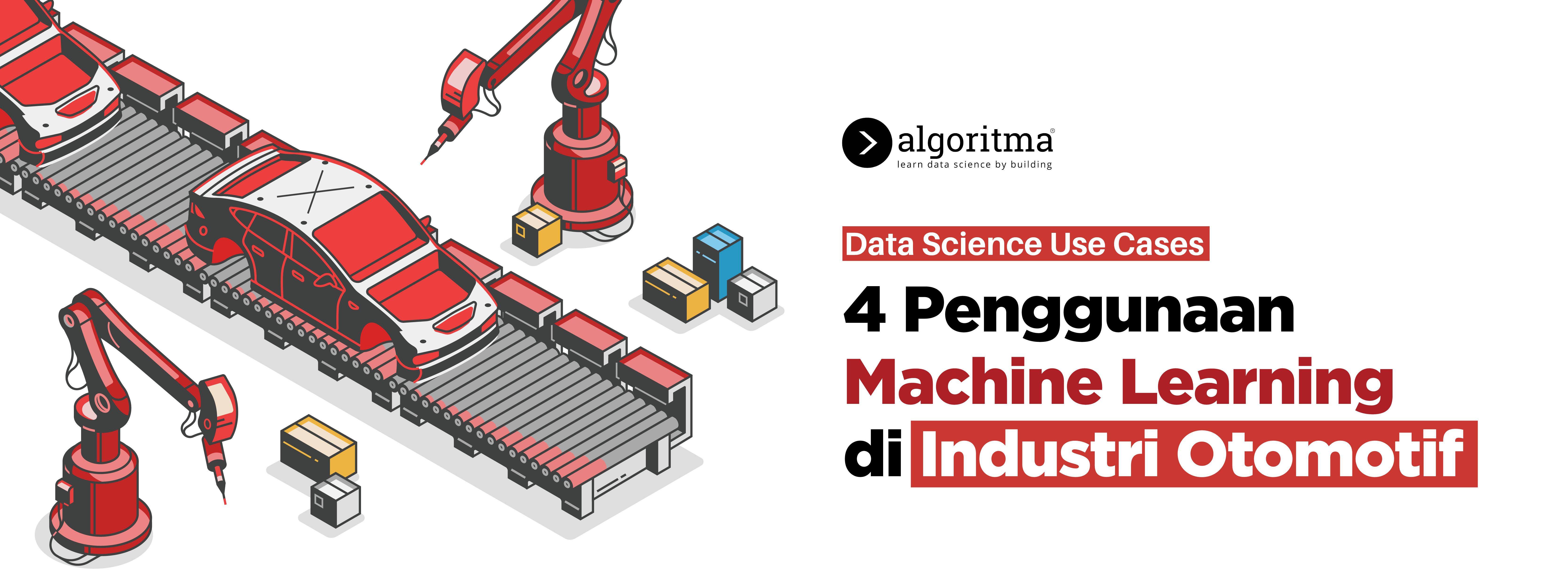 4 Penggunaan Machine Learning di Industri Otomotif